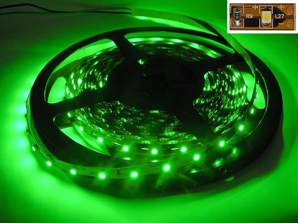 POISTO NEXTEC LED Strip Nauha vihreä 5m, discoland.fi