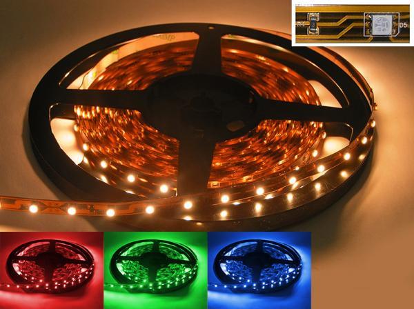NEXTEC LED Strip Nauha RGB 5m, 150 ledi�, discoland.fi