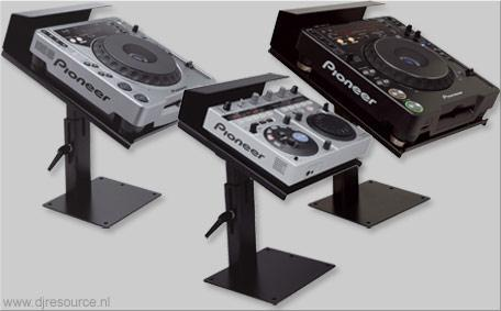 PIONEER Pro stands,PRODJ-900-PLATE2,  Alustalevy CDJ-900-mallille!