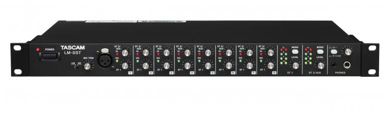 TASCAM LM-8ST, 19