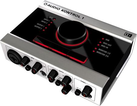 NATIVEINSTRUMENTS Loppu!Audio Kontrol 1,, discoland.fi