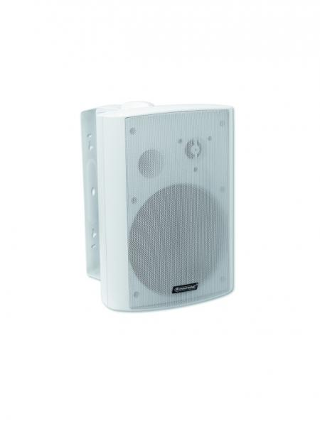 OMNITRONIC WPS-6S PA wall speaker white , discoland.fi