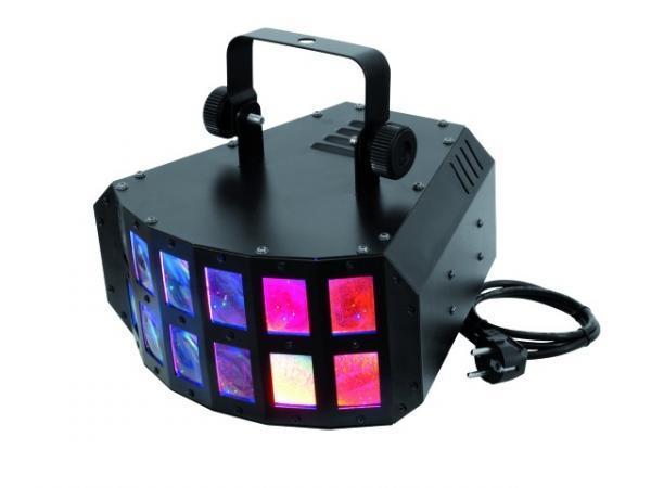 EUROLITE Demo poisto!LED D-12 RGBA Doubl, discoland.fi