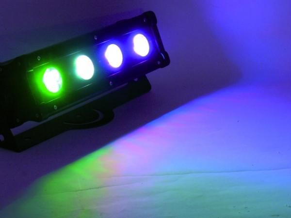 EUROLITE LED BRK-12 TCL LED-palkki 12x 3W. 12kpl ultratehokasta 3W LEDiä