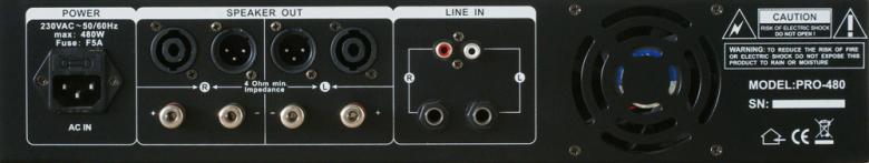 SKYTEC SKY-240B 2x120W Päätevahvistin Mosfetti musta Tehokas edullisen luokan päätevahvistin! Skytecin valmistama päätevahvistin harrasteluokkaan eli tehoa kohtuuhintaan. Varma mosfetpääte moneen käyttötarkoitukseen! Mitat 482 x 270 x 88mm sekä paino 5,2kg.