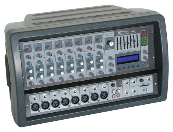 POWERDYNAMICS PDM-C802A Mikserivahvistin, discoland.fi