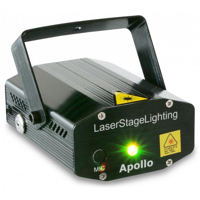 BEAMZ LA-RG1 Monipiste Laser valoefekti , discoland.fi
