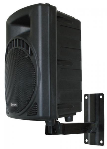 SKYTEC Seinäteline kaiuttimelle max kuorma 15kg, soveltuu 8-10 tai jopa kevyille 12