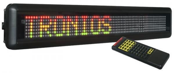 SKYTRONIC LED näyttö ohjelmoitava RGA , discoland.fi