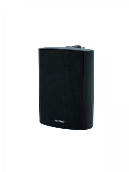 OMNITRONIC WPS-6S PA wall speaker white 100V linjaan RMS 5/10/20/40W