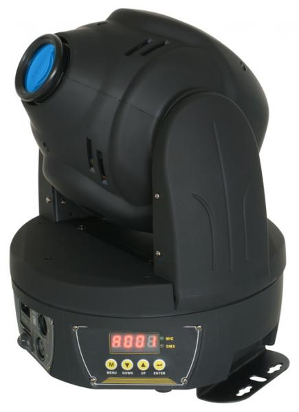 BEAMZ MHL-30 Mini Moving Head, 30W RGB L, discoland.fi