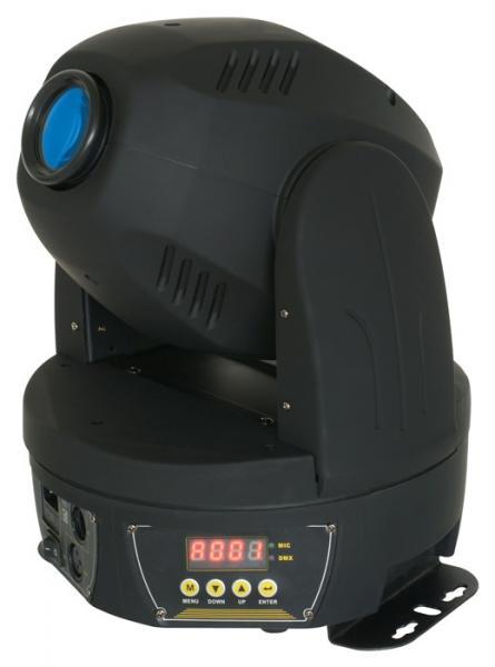 POISTO BEAMZ MHL-60 Moving Head 60W RGB , discoland.fi