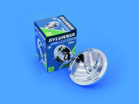 SYLVANIA SA111 SP 12V/50W G53 8° 3000h, discoland.fi