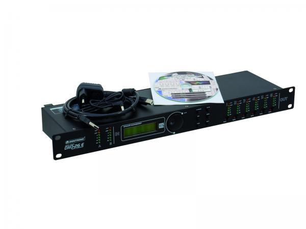OMNITRONIC DXO-26E Digital controller Di, discoland.fi