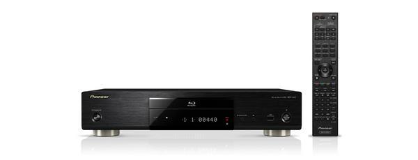 PIONEER BDP-LX55 Blu-ray -soitin, jossa , discoland.fi