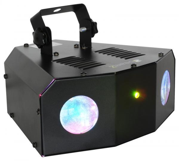 BEAMZ Sphinx Double Moon LED+ Laser Effe, discoland.fi