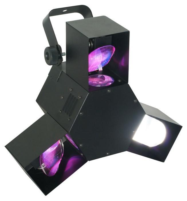 BEAMZ Triple Flex Centre LED Pro 72 LED , discoland.fi