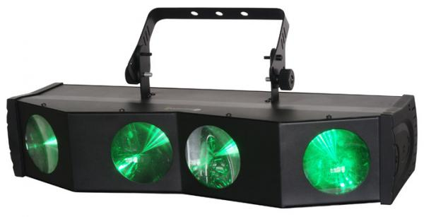 BEAMZ Majestic LED PRO 180 Pro 180 LED RGB DMX, Effect with LED technology, LED-valoefekti!