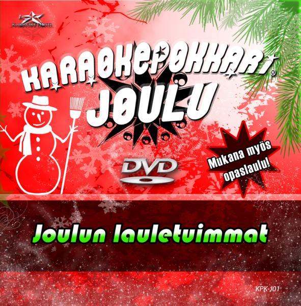 KARAOKEPOKKARI  Joulun lauletuimmat kara, discoland.fi