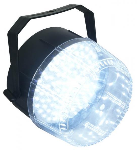 BEAMZ LED strobe ISO valkoisilla 100x 8m, discoland.fi