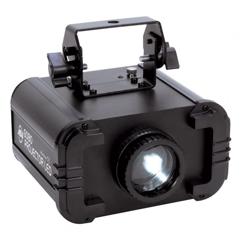ADJ Gobo projektori LED, 10W tehokas LED, discoland.fi