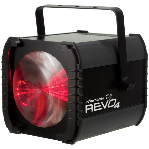 ADJ REVO 4 LED DMX, tehokas LED valoefek, discoland.fi