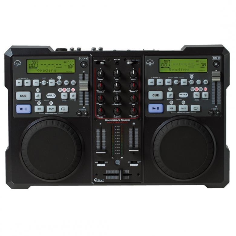 ADJ Encore 1000 System All In One DJ-pak, discoland.fi