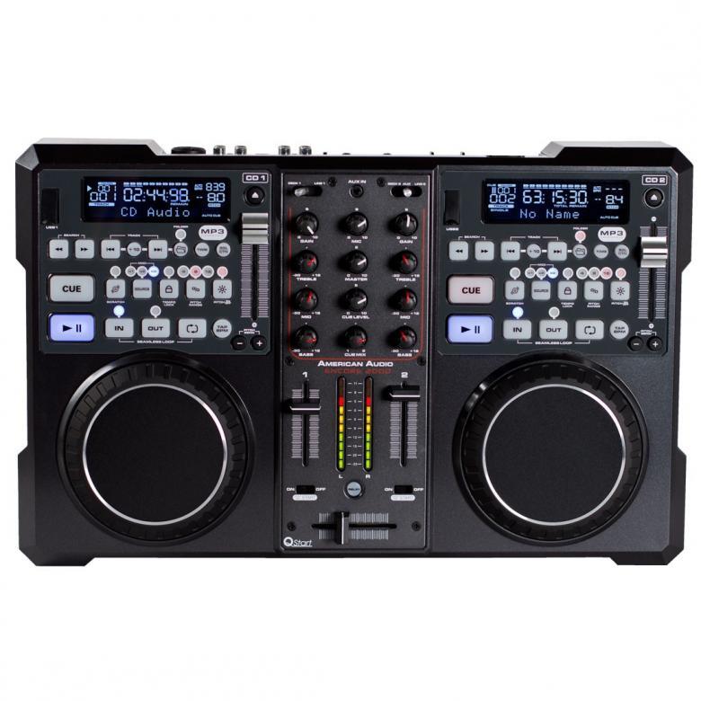 ADJ Encore 2000 System DJ-paketti kontro, discoland.fi