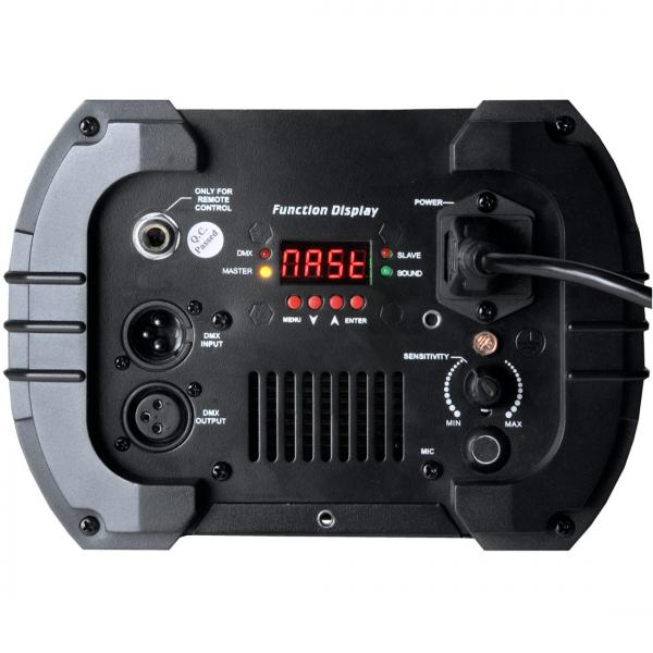 ADJ X-Color/GP LED DMX, tehokas LED valoefekti goboheitin ominaisuudella!