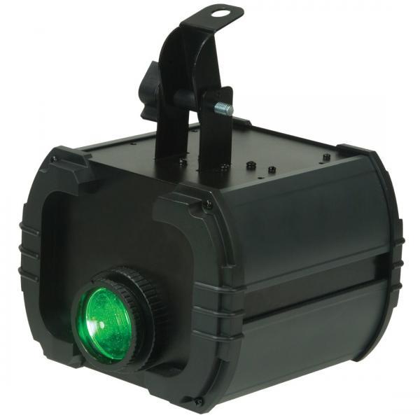 ADJ X-Color/GP LED DMX, tehokas LED valo, discoland.fi