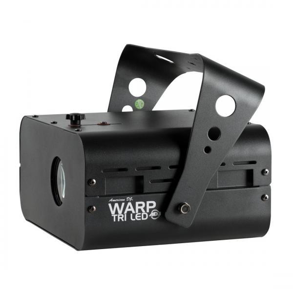 AMERICANDJ WARP TRI LED, tehokas LED valoefekti!