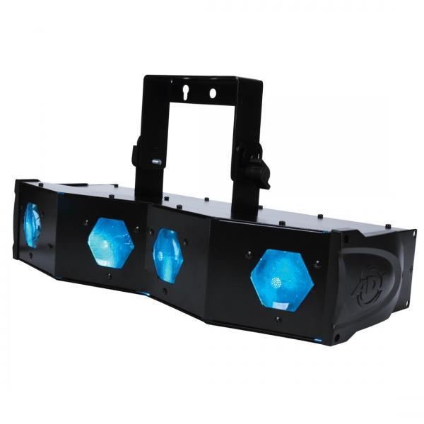 AMERICANDJ Majestic LED DMX, tehokas LED, discoland.fi