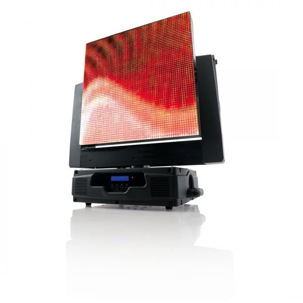 ELATION EPV762 Moving head videopaneeli! MH Moving SMD, LED Video Panel