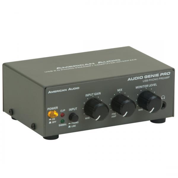 ADJ Audio Genie PRO USB-��nikortti Riia-, discoland.fi