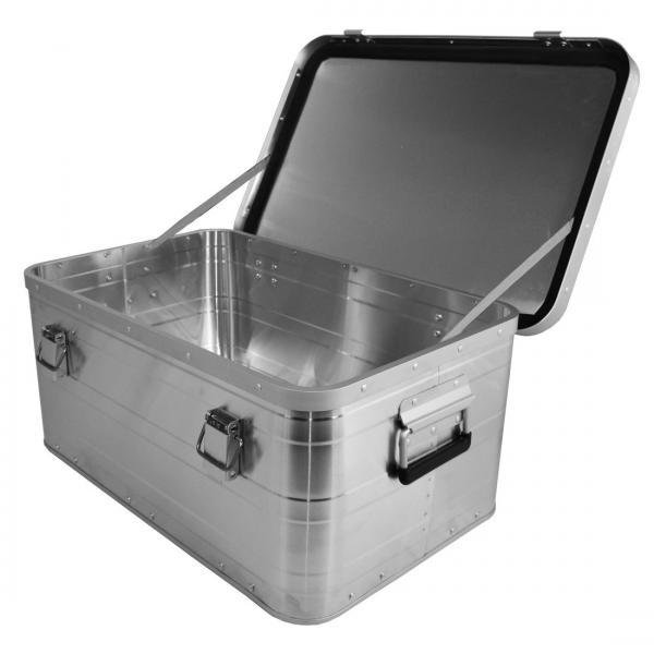 ACCU-CASE ACF-SA Medium Kuljetuslaatikko alumiinista Transport Case Medium on erittäin kevyt ja laadukas case pienien ja keskisuurien tavaroiden kuljetukseen tai säilytykseen. Ulkomitat 568 x 374 x 363 sekä paino 3,7kg.