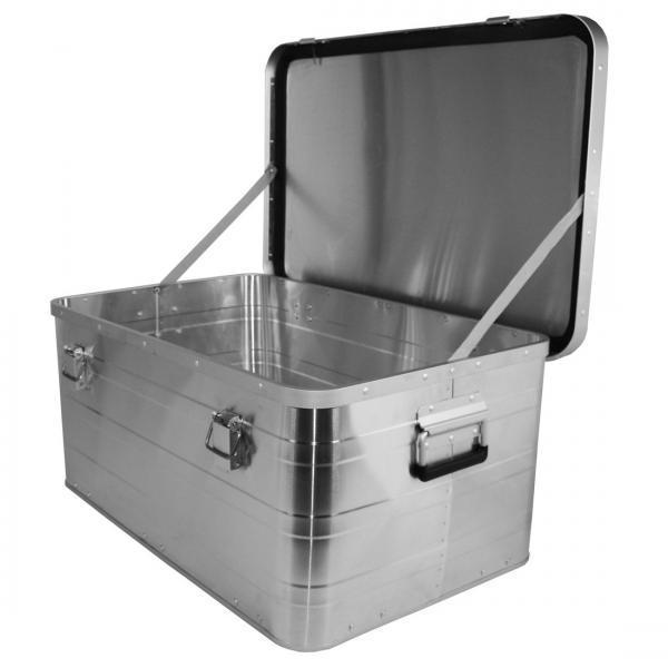 ACCU-CASE ACF-SA  XXL Kuljetuslaatikko alumiinista ISO XXL. Erittäin kevyt kuljetuslaatikko tavaroiden kuljettamiseen. Soveltuu kaapeleille, valoille, tietokoneille. Transport Case XXL. Mitat ulkoa 805 x 542 x 366 sekä paino 5,65kg.