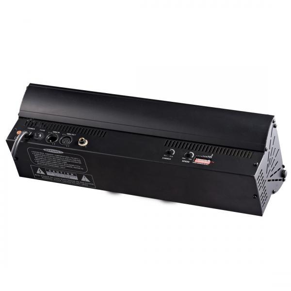 ADJ Strobe SP-1500 DMX MKII 1500W on erittäin tehokas DMX strobe, uusi päivitetty versio. huikean tehokas ammatti- ja harrastekäyttöön soveltuva stroboskooppivalo sisäänrakennetulla himmentimellä. Voidaan ohjata DMX, tai erikseen ostettavalla UC-3 ohjaimella. Erittäin tehokas Zenon 1500W polttimo. Mitat 452 x 147 mm, sekä paino 5,0kg.