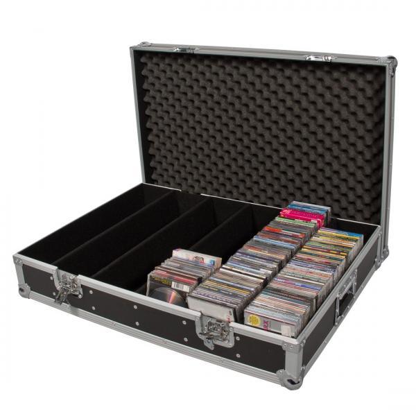 ACCU-CASE ACF-SW/CD L 320, CD-levyjen ku, discoland.fi