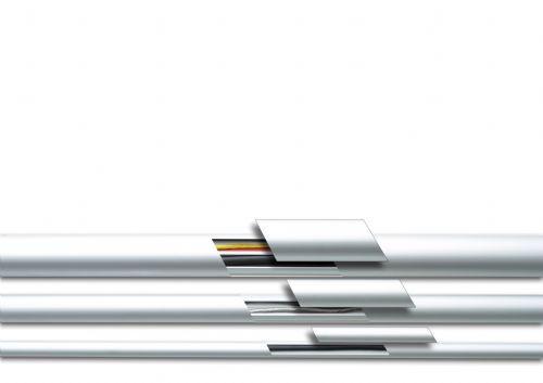 BOSSCOM Kaapelisuoja halkaisija 50mm alumiini 1,5m pätkä, Cable Cover 50mm, 1,5m. Bosscom tarjoaa laajan valikoiman laadukkaita kaapelisiltoja/ suojia, joita voi käyttää lattiassa seinässä ja katossa. Tuotteet ovat erittäin kestäviä ja pinnotteita on useissa eri väreissä. Useita tuotteita saatavilla heti ja erikoisväreissä on noin 1- 2 viikon toimitusaika. Laita kaapelit piiloon tyylillä! Eri kokoja saatavilla, tässä yleisimmät leveydet.