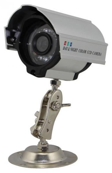 SKYTRONIC Loppu!!Valvontakamera paketti PRO sis. 4x kamera (IP44), 4x tallentavaa kanavaa sekä 500GB tallennin!DVR& 4 CCD camera kit with 500GB HDD sekä 19
