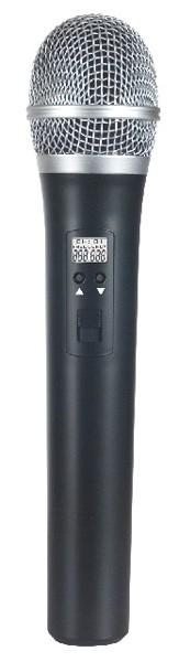 POISTO PDM3 UHF Handheld microphone, Var, discoland.fi