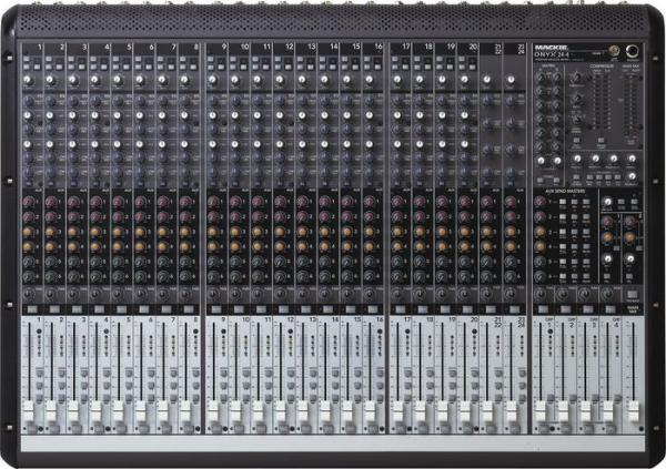 MACKIE ONYX 24/4 Live console 24/4/2 pro, discoland.fi