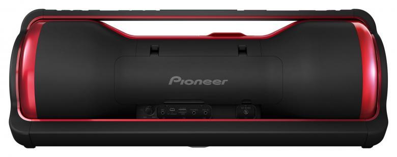 PIONEER STZ-D10Z-R STEEZ Boomblaster Type-Z Dancer -äänijärjestelmä tanssimiseen tai liikuntatunneille!STEEZ-soittimet on suunniteltu tanssijoille. Liitä iPodisi, iPhonesi tai USB-laitteesi soittimeen ja tanssi juuri niin kuin itse haluat! Jos haluat hyödyntää ainutlaatuisia battle- ja jammausominaisuuksia, anna MIXTRAXin analysoida raitasi ja kopioida ne soittimen sisäiseen muistiin.