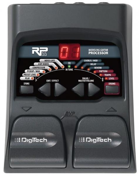 DIGITECH RP-55 Efektilaite Kitaralle, discoland.fi