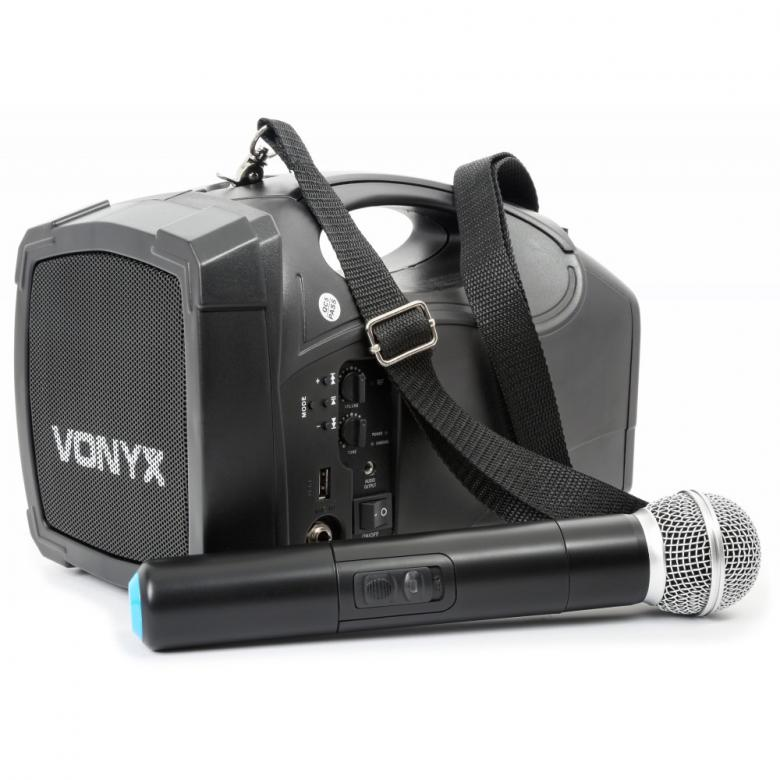 VONYX ST-010 Personal PA Wireless System, discoland.fi