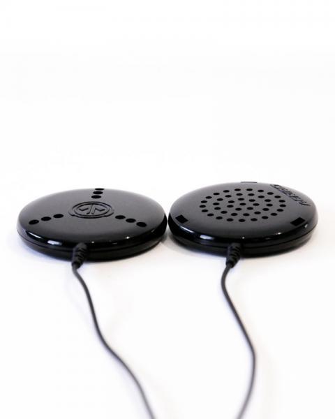 AERIAL7 Sound Disc beanie, MAMMOTH GREY, Harmaa pipo + kuulokkeet!