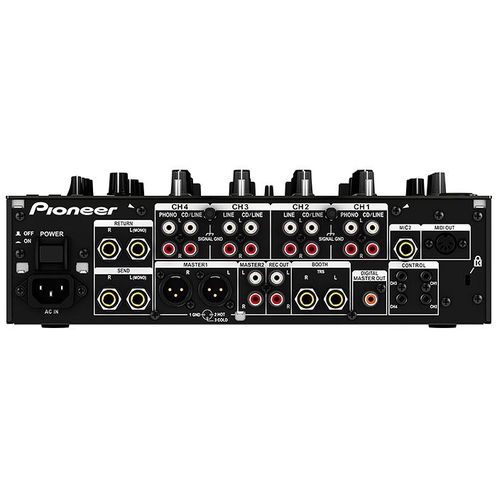 PIONEER DJM-850S DJ mikseri hopea. DJM-850-mikserissä tulevaisuuden teknologia yhdistyy DJ-suosikkiominaisuuksiin. Liitä ja käytä esiasennettuna ja esimääritettynä. Mikserin studiotasoisia efektejä voi käyttää painikkeen painalluksella, ja se tarjoaa loputtomia luomismahdollisuuksia sekä ennen kokemattoman DJ-elämyksen.Beat-väriefekti on ensimmäinen laatuaan. Sidechain-efekti vie ohjauksen uudelle tasolle. Beat-efekti ikään kuin