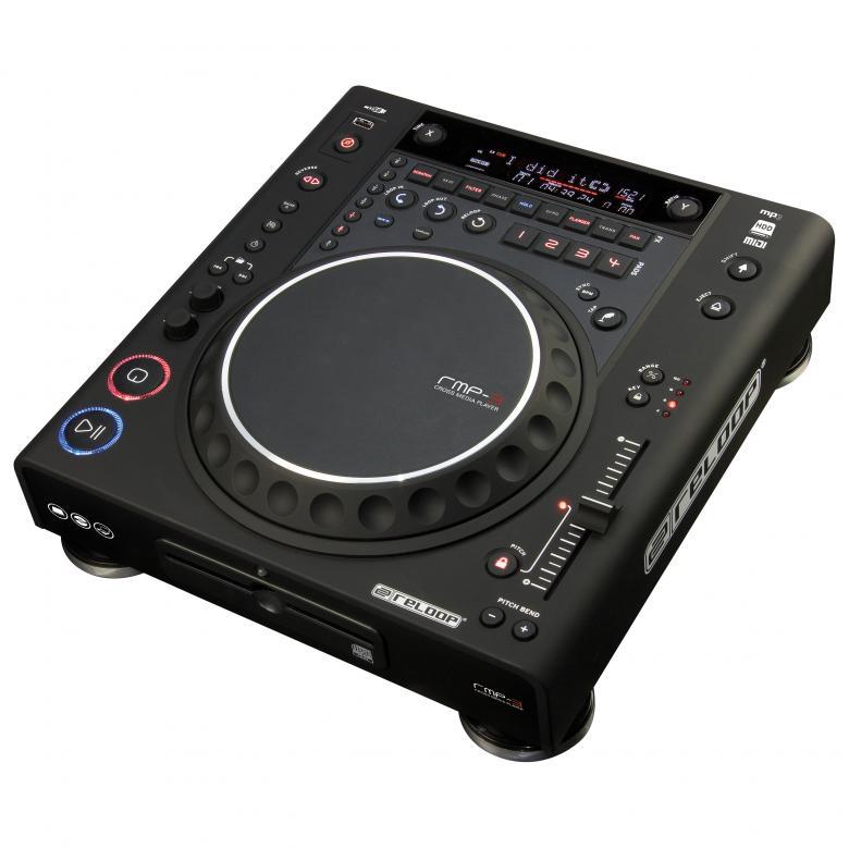 RELOOP Reloop RMP-3 Alpha DJ CD soitin o, discoland.fi