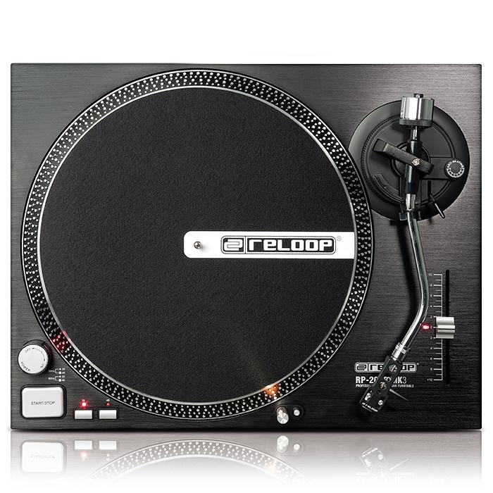 RELOOP RP-2000 mK3 DJ & kotilevysoitin, , discoland.fi