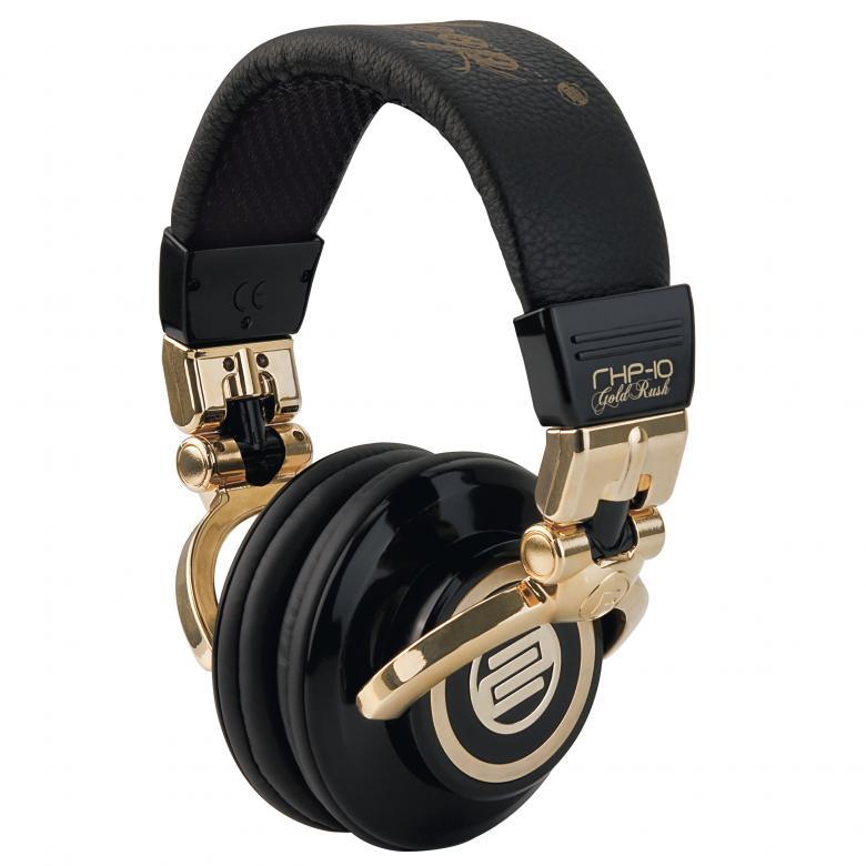 RELOOP RHP-10 GOLD RUSH Huippu DJ-kuulok, discoland.fi